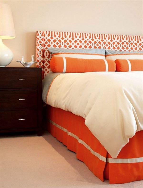 turuncu-renk-yatak-odasi-dekorasyon