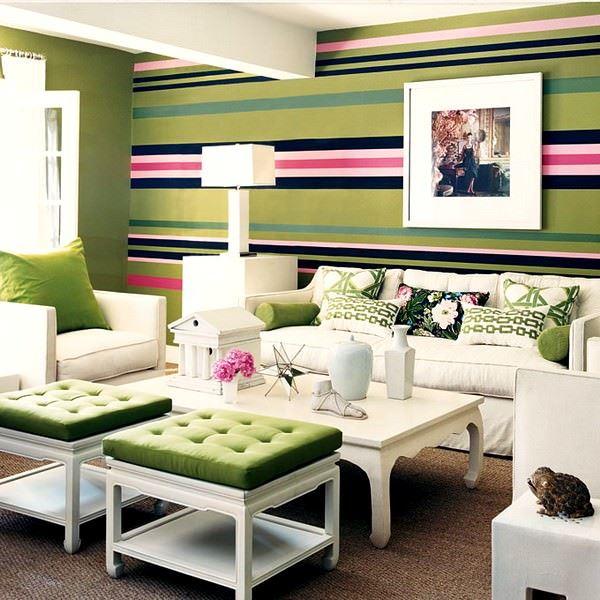 Duvar Kağıdı Desen Ve Renk Seçme Fikirleri