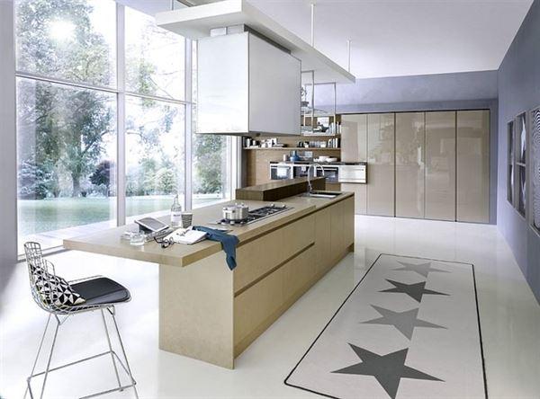 İtalyan Lüks Mutfak Tasarımları 10