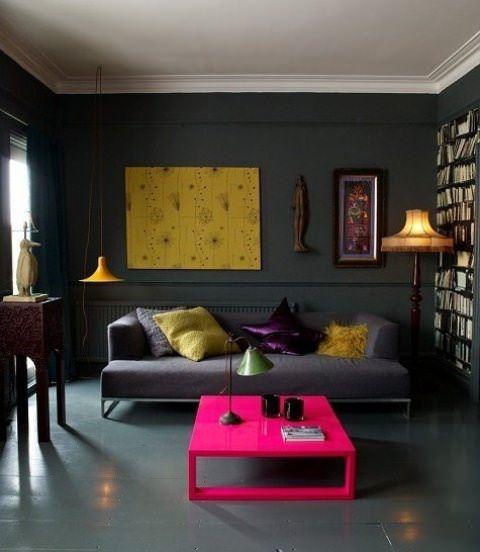 Canlı Renklerle Dekorasyona Dikkat Çekicilik Katmak 7