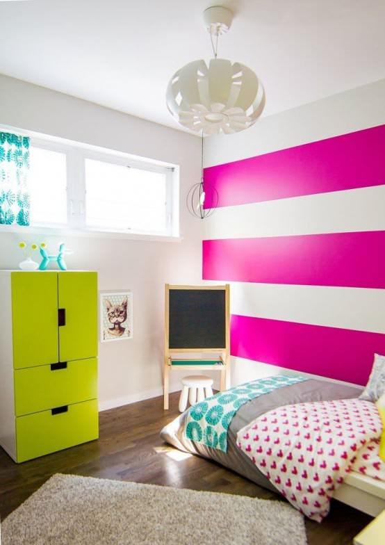 Canlı Renklerle Dekorasyona Dikkat Çekicilik Katmak 9