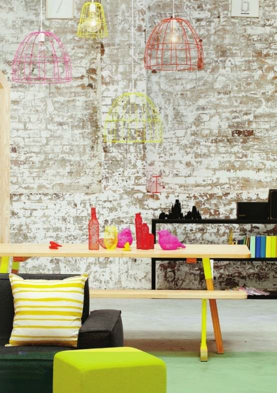 Canlı Renklerle Dekorasyona Dikkat Çekicilik Katmak 11