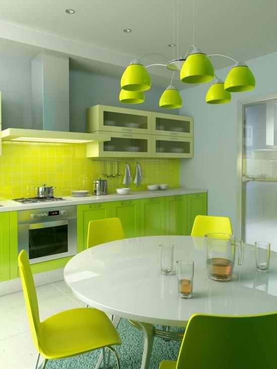 Canlı Renklerle Dekorasyona Dikkat Çekicilik Katmak 2