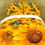 3 Boyutlu Resim Baskılı Yatak Takımları