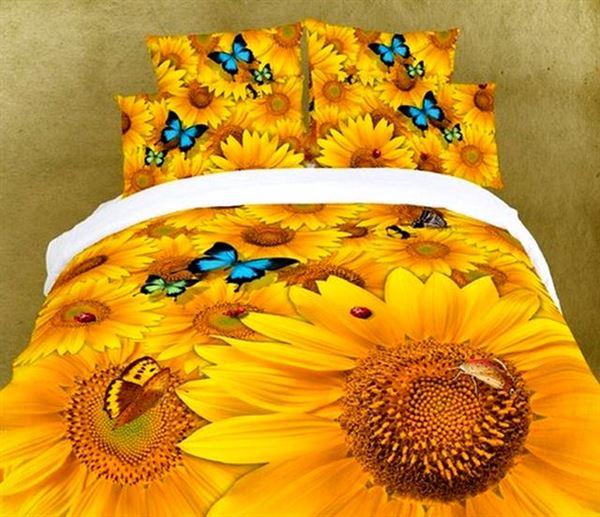 3 Boyutlu Resim Baskılı Yatak Takımları 13