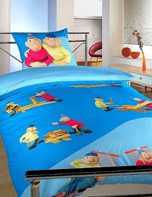 çocuk odası 3 boyutlu yatak örtüsü