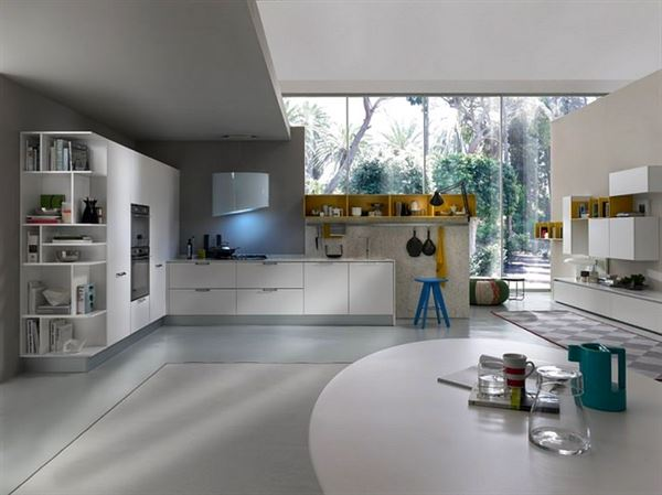 İtalyan Lüks Mutfak Tasarımları 2