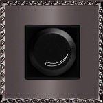 yenilikçi Çizgiler taşıyan priz ve aydınlatma düğmeleri - dekoratif isik ayarli dugme 150x150