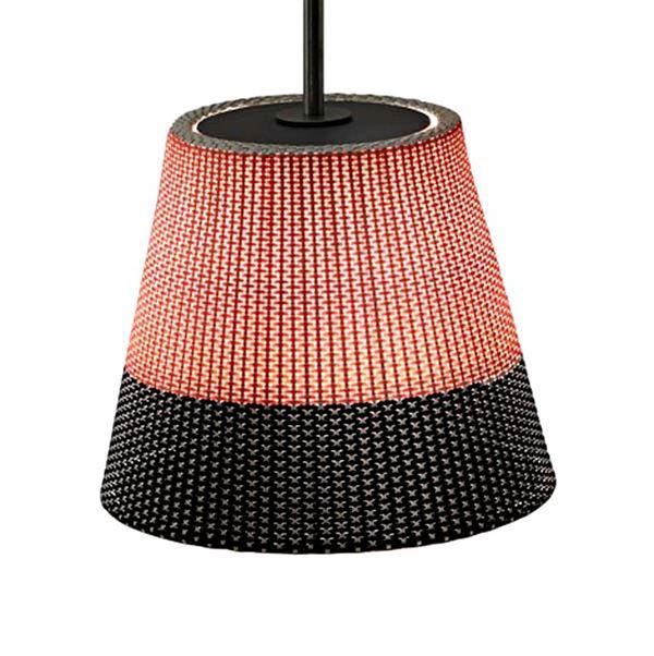 Dış mekan aydınlatma sistemi uzun ve hareketli ayaklı dış mekan aydınlatma sistemi