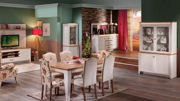 İstikbal mobilya glory yemek odası takımı