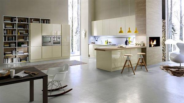 İtalyan Lüks Mutfak Tasarımları 3