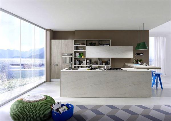 İtalyan Lüks Mutfak Tasarımları 4