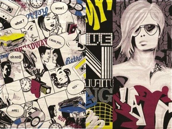kasmir hali graffiti koleksiyonu 4