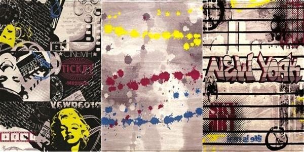 spor halı - kasmir hali graffiti koleksiyonu 6 - Kaşmir Graffiti Halı Koleksiyonu