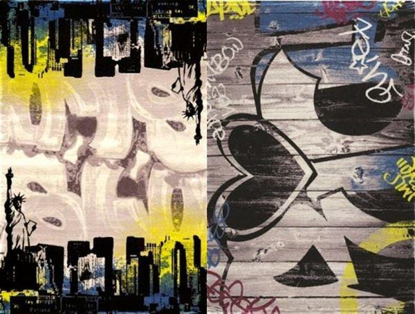 spor halı - kasmir hali graffiti koleksiyonu - Kaşmir Graffiti Halı Koleksiyonu