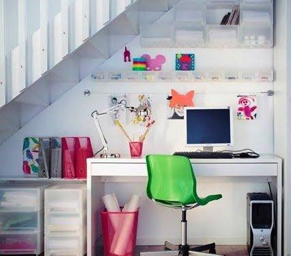 Merdiven altı çalışma ortamı