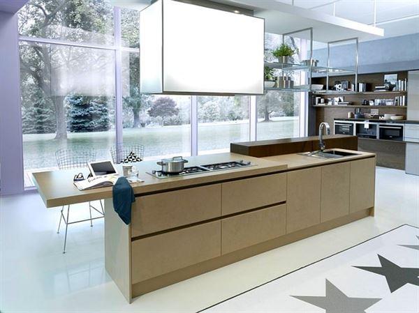 İtalyan Lüks Mutfak Tasarımları 5