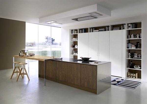 İtalyan Lüks Mutfak Tasarımları 6