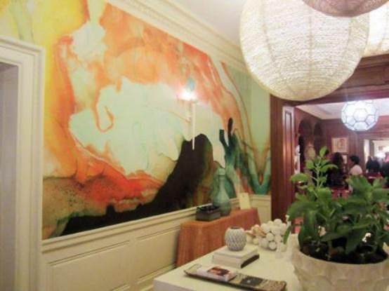 sulu boya tekniği ile duvar boyama Örnekleri - sulu boya teknigi ile duvar boyama 15
