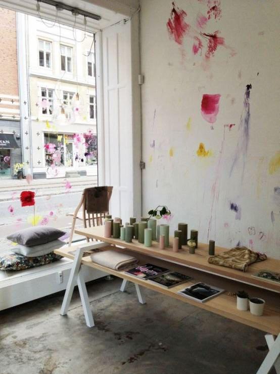 sulu boya tekniği ile duvar boyama Örnekleri - sulu boya teknigi ile duvar boyama 6