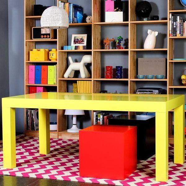 Sarı Renk Tonları İle Dekorasyona Dikkat Çekicilik Katmak