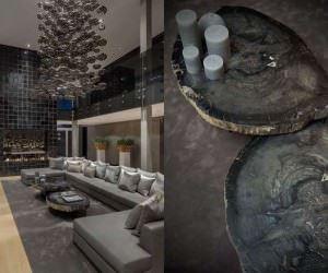 Zarif Detaylarla Tasarlanmış Villa Dekorasyonu