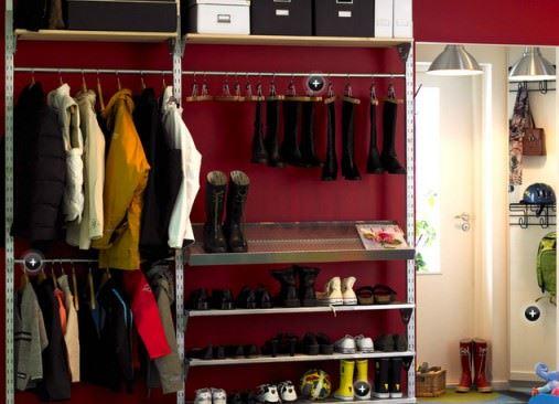 Koridorlarınıza Ayakkabı Saklama Dolapları 6