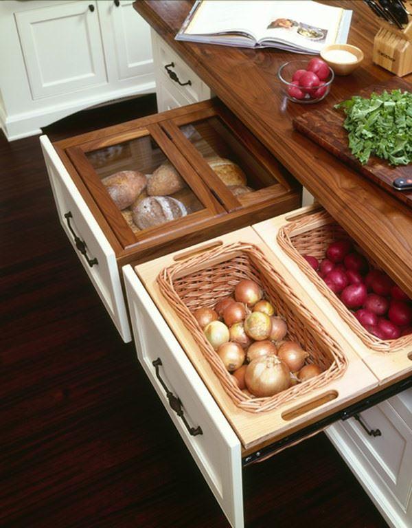 Mutfağınız için Fonksiyonel Depolama Fikirleri 1