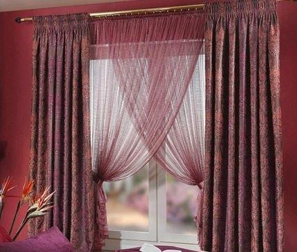 Yeni Tasarım Yatak Odası Perde Modelleri Ve Renkleri 2