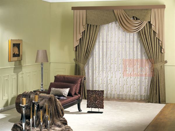 Yeni Tasarım Yatak Odası Perde Modelleri Ve Renkleri 3