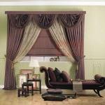 yatak odası perde modelleri - dekoratif modern perdeler 150x150 - Yeni Tasarım Yatak Odası Perde Modelleri Ve Renkleri