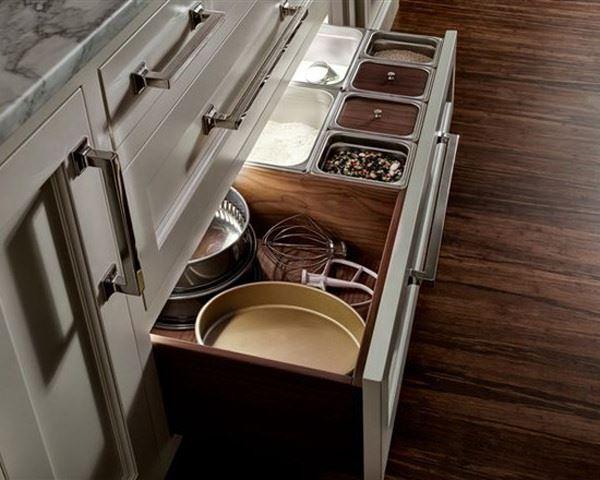 Mutfağınız için Fonksiyonel Depolama Fikirleri 4
