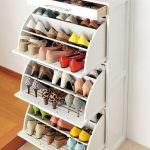 Koridorlarınıza Ayakkabı Saklama Dolapları 4