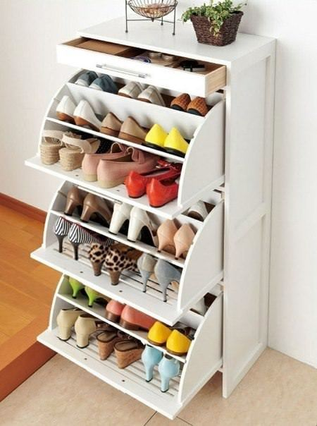 Koridorlarınıza Ayakkabı Saklama Dolapları 20