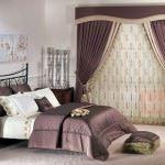 yatak odası perde modelleri - murdum rengi yatak odasi perde modelleri 150x150 - Yeni Tasarım Yatak Odası Perde Modelleri Ve Renkleri