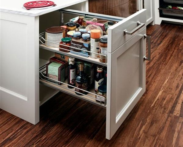 Mutfağınız için Fonksiyonel Depolama Fikirleri 8