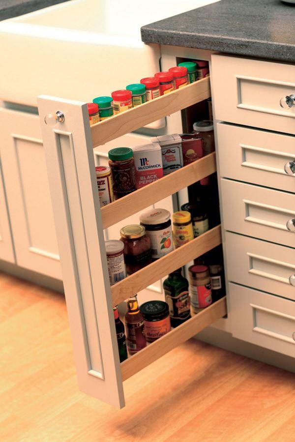 Mutfağınız için Fonksiyonel Depolama Fikirleri 11