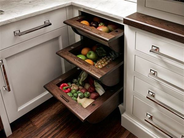 Mutfağınız için Fonksiyonel Depolama Fikirleri 10