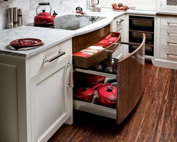 Mutfağınız için Fonksiyonel Depolama Fikirleri 13
