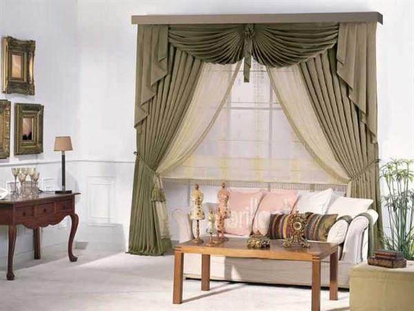 Yeni Tasarım Yatak Odası Perde Modelleri Ve Renkleri 12