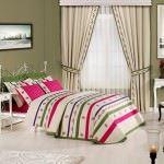 yatak odası perde modelleri - yatak odasi krem fon perde modelleri 150x150 - Yeni Tasarım Yatak Odası Perde Modelleri Ve Renkleri