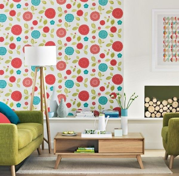 duvar dekoratif baskılı kağıt