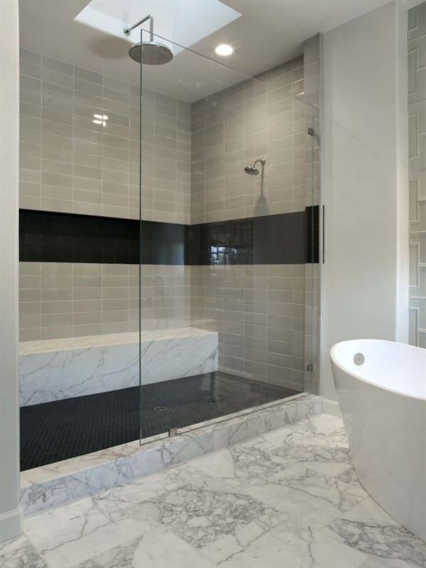 Yeni Tasarım Çizgileri Taşıyan Banyo Dekorasyonları 2