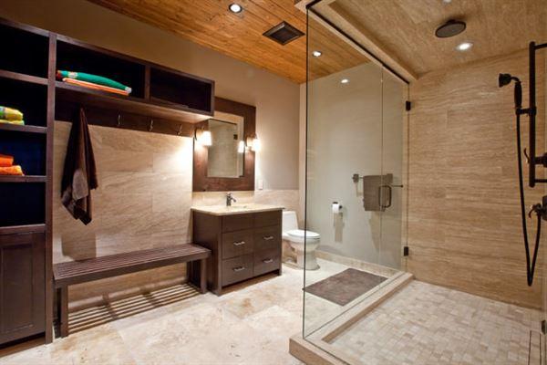 Yeni Tasarım Çizgileri Taşıyan Banyo Dekorasyonları 5