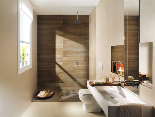 Yeni Tasarım Çizgileri Taşıyan Banyo Dekorasyonları 8