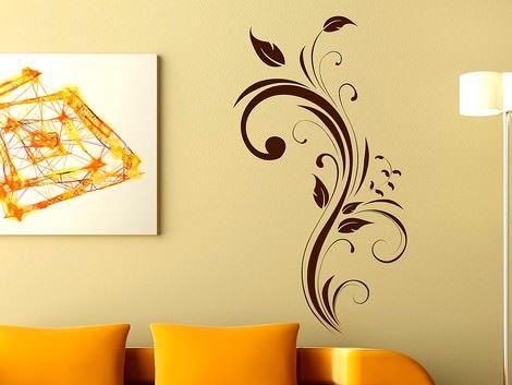 dekoratif yapışkan duvar süsleri