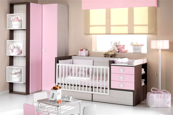 En Güzel Bebek Odası Modelleri 5