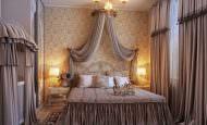 Klasik Avangard Yatak Odası Dekorasyon Stilleri