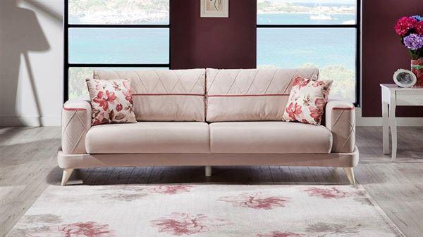mondi mobilya kanepe modelleri - mondi kanepe zeta pelin gul kurusu krem - Mondi Mobilya Kanepe Modelleri