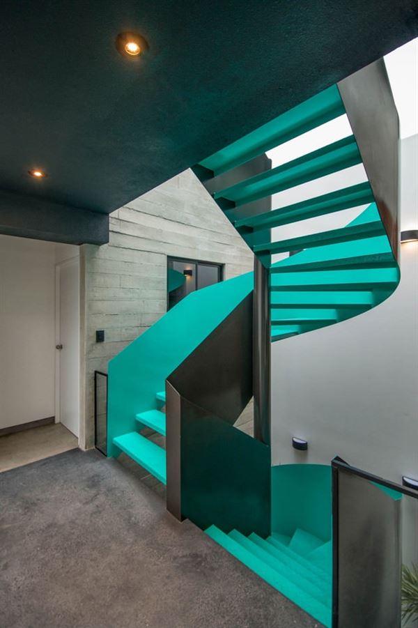 Dubleks Merdiven Tasarım Modelleri 2